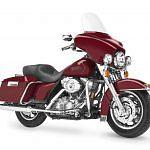 Harley Davidson FLHT Electra Glide Standard (2007-08)