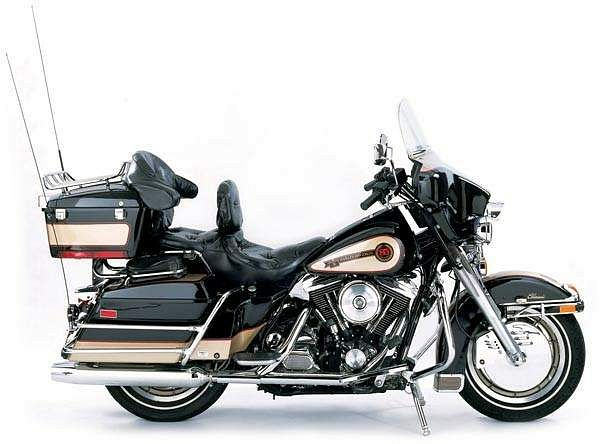 Harley Davidson FLHTC 1340 Electra Glide Classic 85th Anniversary (1988)
