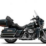 Harley FLHTC Electra Glide Ultra Classic 01 (2001-02)