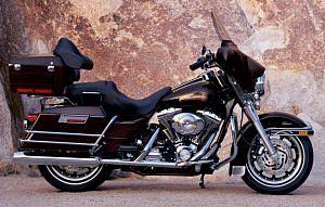 Harley Davidson FLHTC Electra Glide (2005-06)