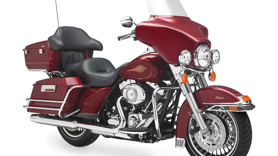 Harley Davidson FLHTC Electra Glide Classic (2009-10)