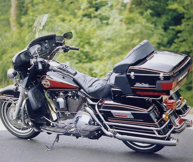 Harley Davidson FLHTCU Electra Glide (1994-98)