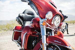 Harley Davidson FLHTCU Electra Glide Ultra Classic (2014)