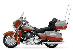 Harley Davidson FLHTCU SE4 Electric Glide Ultra Classic CVO (2009)
