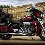 Harley Davidson FLHTCUSE5 CVO Ul (2011)