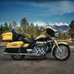 Harley Davidson FLHTCU SE7 Electric Glide Ultra Classic CVO (2012)
