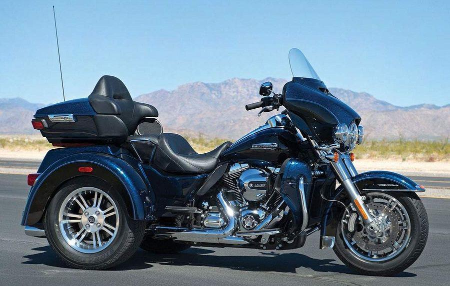 Harley Davidson FLHTCUTG Tri Glide Ultra Classic (2014)