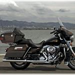 Harley Davidson FLHTK Electra Glide Ultra Limited 110th Anniversary (2013)