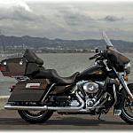 Harley Davidson FLHTK Electra Glide Ultra Limited 110th Anniversary (2013)