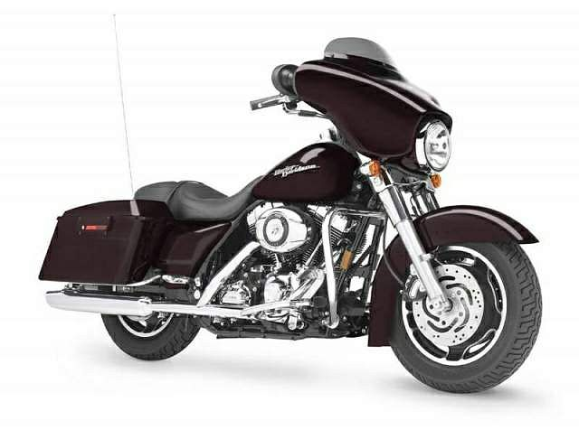 Harley Davidson FLHX Street Glide (2007)