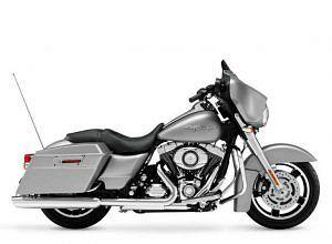 Harley Davidson FLHX Street Glide (2009)