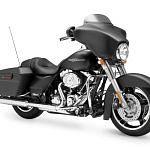 Harley Davidson FLHX Street Glide (2011)