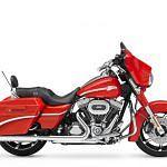 Harley Davidson FLHX SE Street Glide CVO (2010)