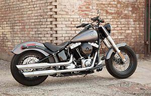Harley Davidson FLS Softail Slim (2014-15)