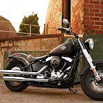 Harley Davidson FLST (2012-13)