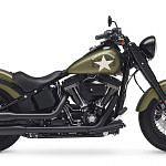 Harley Davidson FLS Softail Slim S (2016-17)