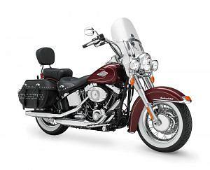Harley Davidson FLSTC Heritage Softail Classic (2010)