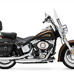 Harley Davidson FLSTC Heritage Softail Classic 110th Anniversary (2013)