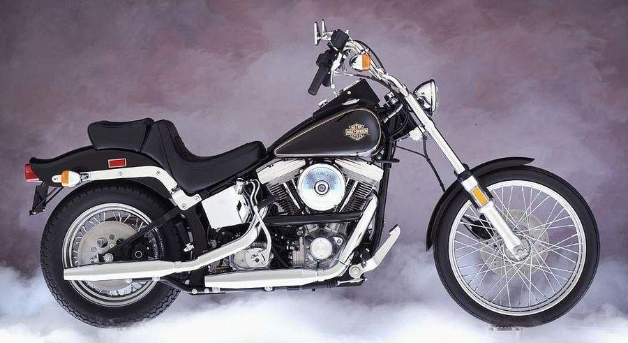 Harley Davidson FLSTC 1340 Heritage Softail Classic (1984-85)