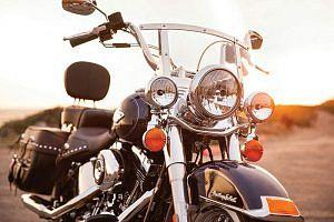 Harley Davidson FLSTC Heritage Softail Classic (2014)