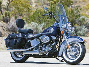 Harley Davidson FLSTC Heritage Softail Classic (2009)