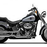 Harley Davidson FLSTFI Fat Boy (2001-02)