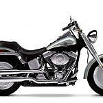 Harley Davidson FLSTF/I Fat Boy (2003-04)