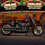 Harley Davidson Softail Fat Boy (2013)