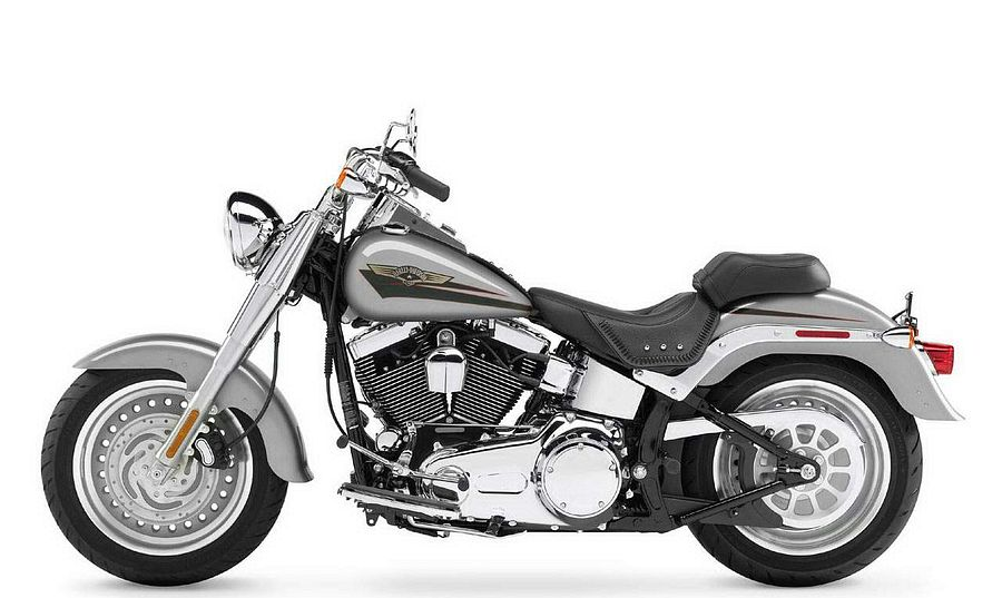Harley Davidson FLSTF Fat Boy (2007)