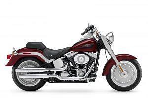 Harley Davidson FLSTF Fat Boy (2008)