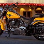 Harley Davidson FLSTF Fat Boy (2011)