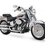 Harley Davidson FLSTF Fat Boy (2010)