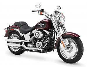 Harley Davidson Softail Fat Boy (2014)