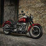 Harley Davidson FLSTFB Softail Fat Boy Lo (2012)