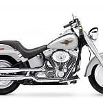 Harley Davidson FLSTF/I Fat Boy (2005-06)