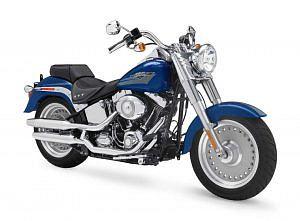 Harley Davidson FLSTF Fat Boy (2009)