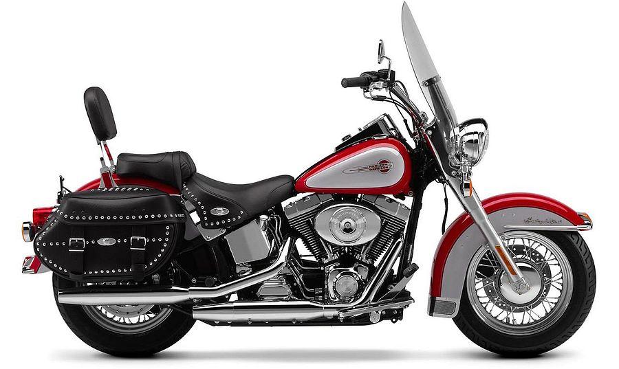 Harley Davidson FLSTCI Heritage Softail Classic (2002-04)
