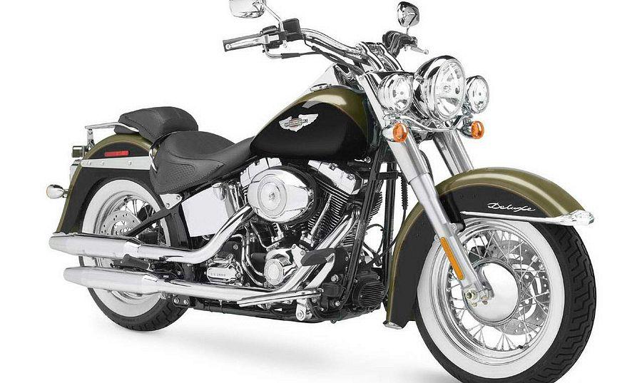Harley Davidson FLSTN Softail Deluxe (2007-08)