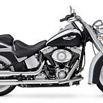 Harley Davidson FLSTN Softail Deluxe (2009-10)