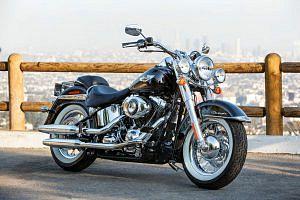 Harley Davidson FLSTN Softail Deluxe (2014)