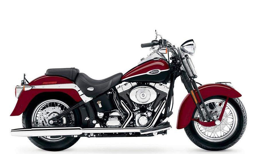 Harley Davidson FLSTSC/I Heritage Springer Classic (2005-06)