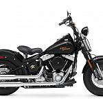 Harley Davidson FLSTSB Softail Cross Bones (2008-09)