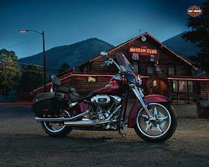 Harley Davidson FLSTSE3 Softail Convertible CVO (2012)