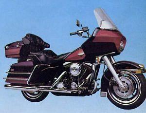 Harley Davidson FLTC 1340 Tour Glide Classic (1986)