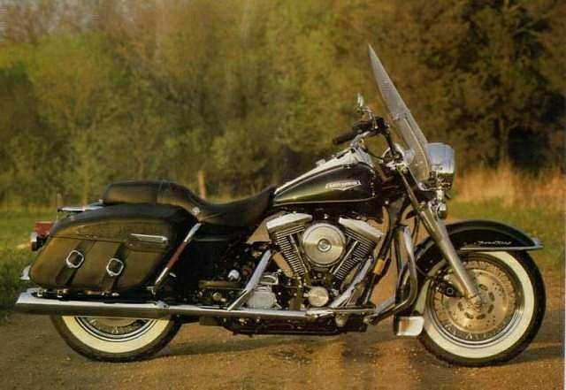 Harley Davidson FLTR Road Glide (1996-98)