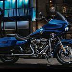 Harley Davidson FLTRX-SE Road Glide Custom CVO (2012)