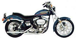 Harley Davidson FX 1200 (1974)