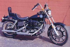 Harley Davidson FX 1200 (1980)