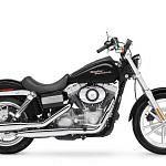 Harley Davidson FXD Dyna Super Glide (2008-09)