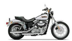 Harley Davidson FXD Dyna Super Glide (1991-94)